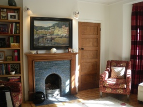 arts & crafts drawing room sydenham
