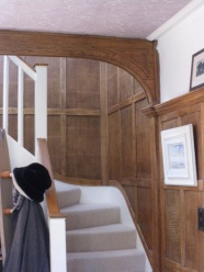 arts & crafts hallway sydenham