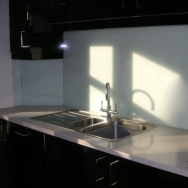 high gloss kitchen view 2