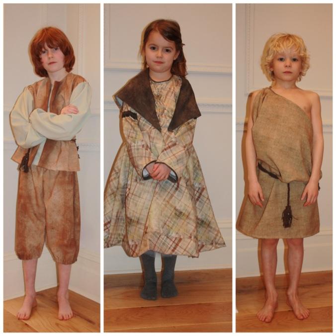 tudors, victorians and romans