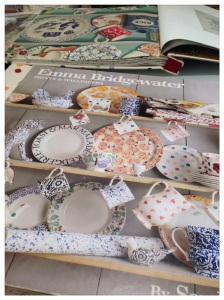 Emma Bridgewater at Sanderson