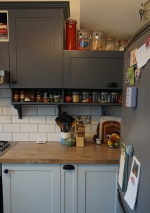 utility style kitchen detail 2