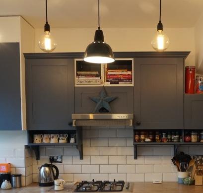 utility style kitchen detail 1